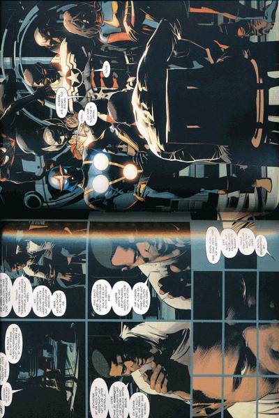 Leseprobe 2 von IRON MAN PAPERBACK lim. Hardcover, Band 2 - Kampfmaschinen