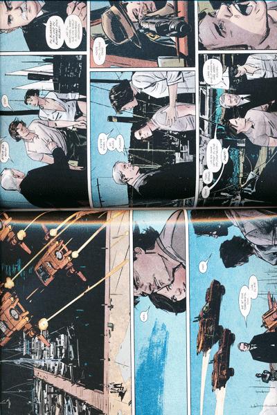 Leseprobe 1 von IRON MAN PAPERBACK lim. Hardcover, Band 3 - Ein dunkles Geheimnis