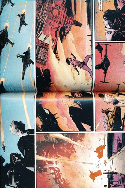 Leseprobe 2 von IRON MAN PAPERBACK lim. Hardcover, Band 3 - Ein dunkles Geheimnis
