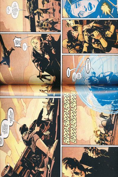 Leseprobe 3 von IRON MAN PAPERBACK lim. Hardcover, Band 3 - Ein dunkles Geheimnis