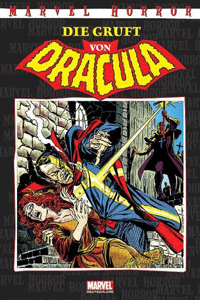 Leseprobe 1 von Die Gruft von Dracula | Classic Collection, Band 1 - Die Nacht des Vampirs!