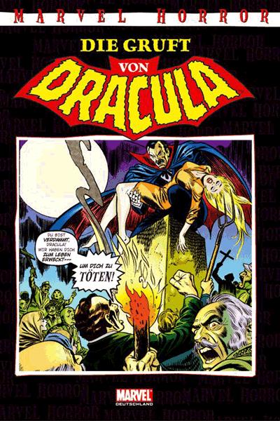Leseprobe 2 von Die Gruft von Dracula | Classic Collection, Band 1 - Die Nacht des Vampirs!