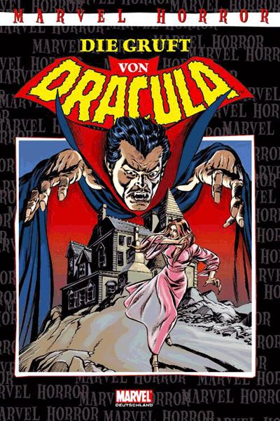 Leseprobe 4 von Die Gruft von Dracula | Classic Collection, Band 1 - Die Nacht des Vampirs!