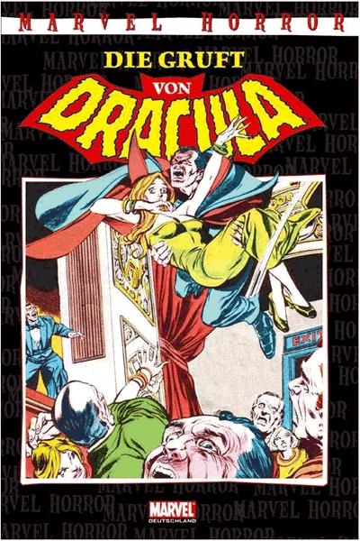 Leseprobe 1 von Die Gruft von Dracula | Classic Collection, Band 2 - Draculas spannende Abenteuer gehen weiter!