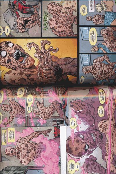 Leseprobe 2 von Marvel Legacy: Deadpool, Band 3 - Schluß mit lustig