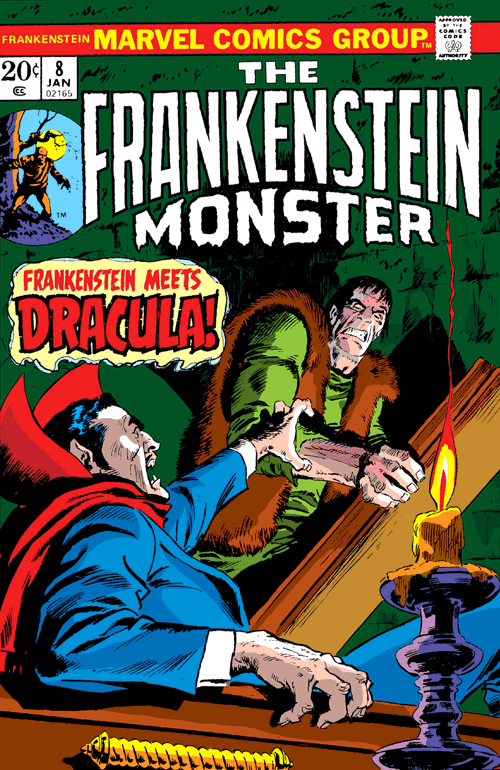 Leseprobe 2 von Frankensteins Monster [comic] [classic collection], Einzelband - Die Rache des Monsters