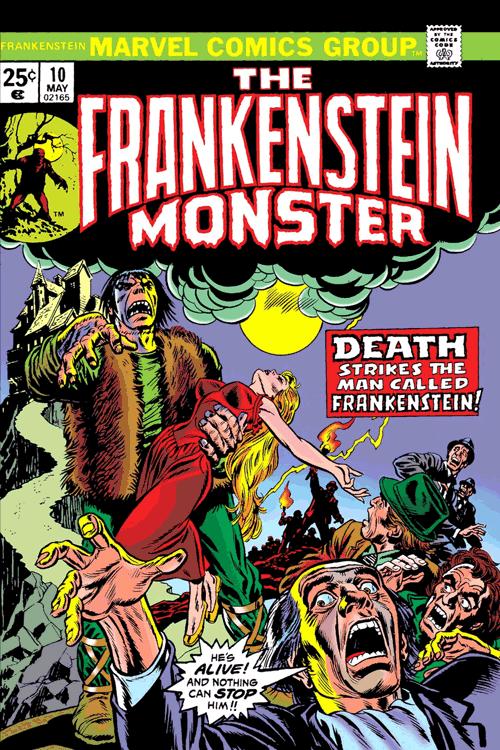 Leseprobe 3 von Frankensteins Monster [comic] [classic collection], Einzelband - Die Rache des Monsters