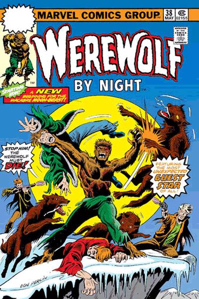 Leseprobe 1 von Werewolf by Night - Classic Collection, Band 1 - Klassischer Marvel-Horror