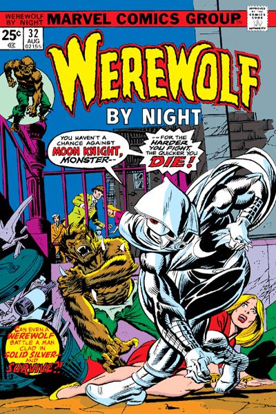 Leseprobe 2 von Werewolf by Night - Classic Collection, Band 1 - Klassischer Marvel-Horror