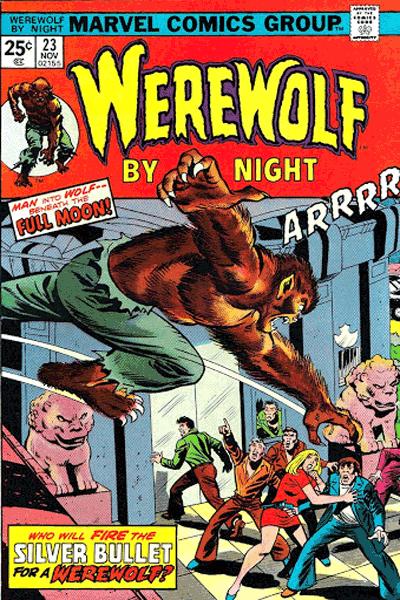 Leseprobe 3 von Werewolf by Night - Classic Collection, Band 1 - Klassischer Marvel-Horror