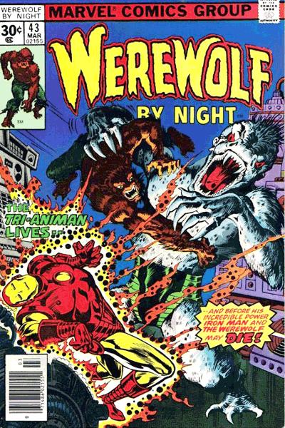 Leseprobe 4 von Werewolf by Night - Classic Collection, Band 1 - Klassischer Marvel-Horror