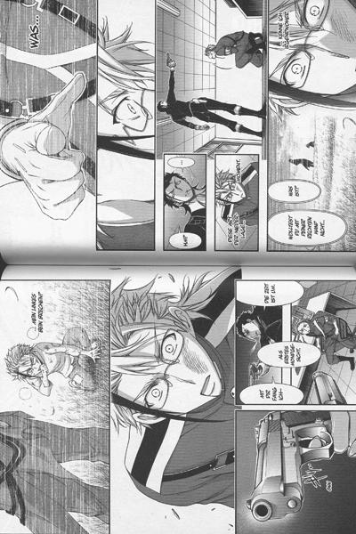 Leseprobe 2 von Plunderer: Die Sternenjäger [manga], Band 6 - Liebesbrief