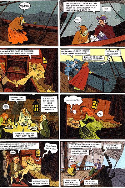 Leseprobe von Isaak der Pirat, Band 5 - Jacques