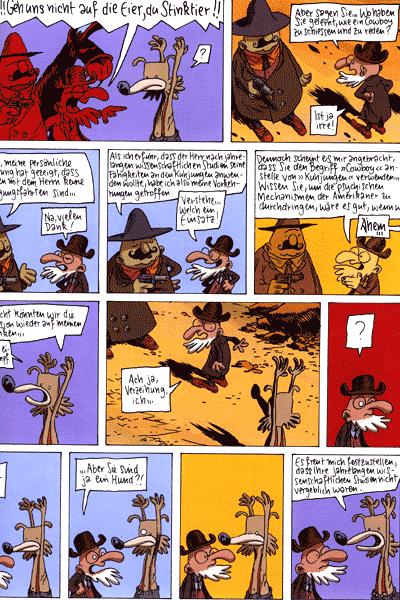 Leseprobe von Die wundersamen Abenteuer von Sigmund Freud, Einzelband - Hundejahre