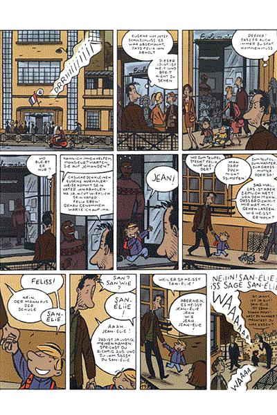 Zweite Leseprobe von MONSIEUR JEAN, Band 4 - Die Kunst gl�cklich zu sein, ohne es zu merken