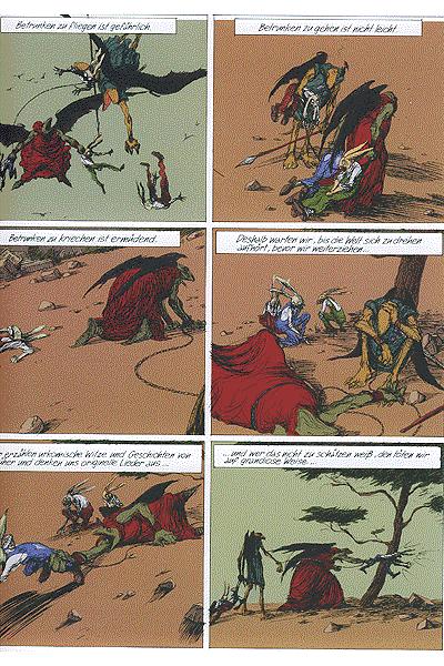 Leseprobe von Donjon Monster, Band 5 - Die Ehre der Soldaten