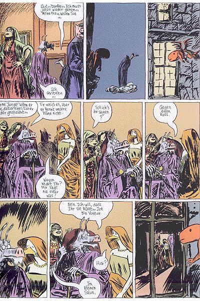 Leseprobe von Donjon Monster, Band 7 - Der Sohn der Drachenfrau