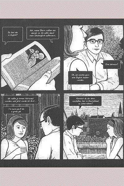 Leseprobe 2 von Liebe schaut weg, Einzelband -