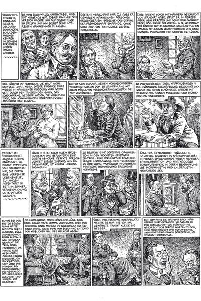 Leseprobe 2 von Robert Crumb 1 - NAUSEA, Einzelband -