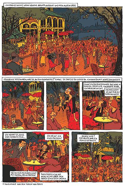 Leseprobe 1 von Fr�ulein R�hr-Mich-Nicht-An, Band 1 - Die Jungfrau im Freudenhaus