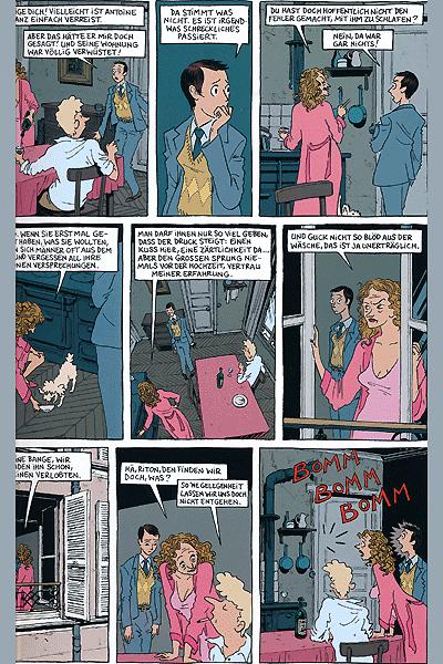 Leseprobe von Fr�ulein R�hr-Mich-Nicht-An, Band 4 - Bis dass der Tod uns scheidet
