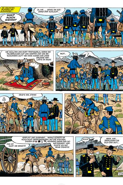 Leseprobe 1 von Die Blauen Boys, Band 40 - Colorado Story