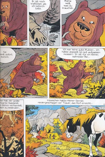 Leseprobe 3 von YAKARI, Band 15 - Der Fluss des Vergessens