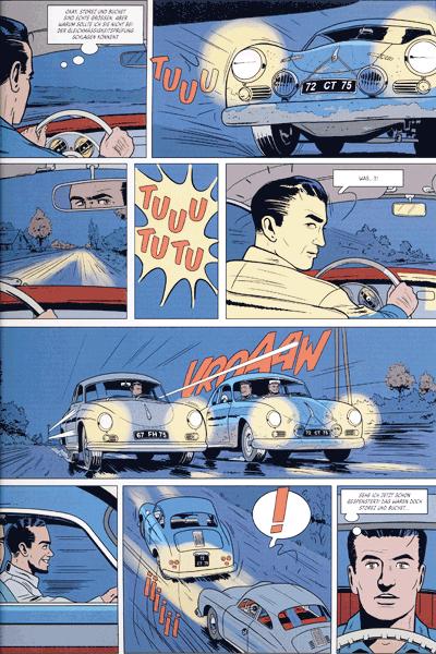 Leseprobe 1 von Im roten Bereich, Band 2 - Monte Carlo 1956