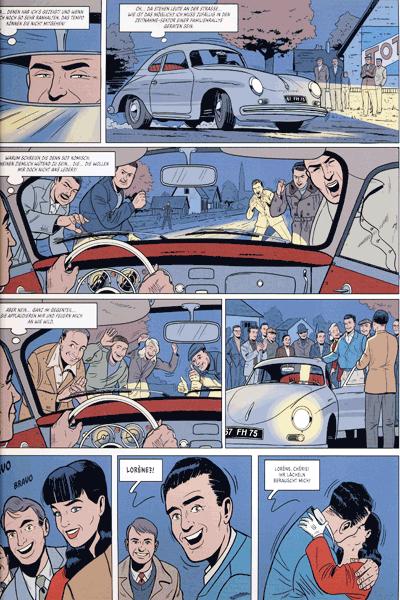 Leseprobe 2 von Im roten Bereich, Band 2 - Monte Carlo 1956