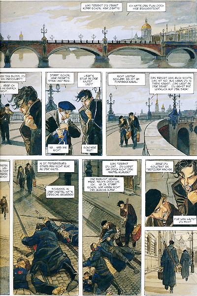 Leseprobe von Matt�o, Band 2 - Zweiter Teil: 1917 � 1918