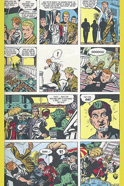 Leseprobe 2 von Buck Danny Gesamtausgabe, Band 3 - 1951 - 1953