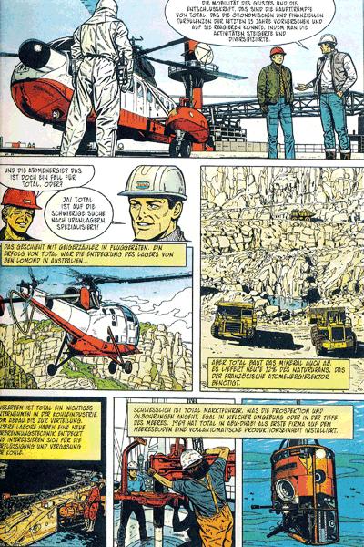 Leseprobe 1 von Buck Danny Gesamtausgabe, Band 12 - 1983 - 1989