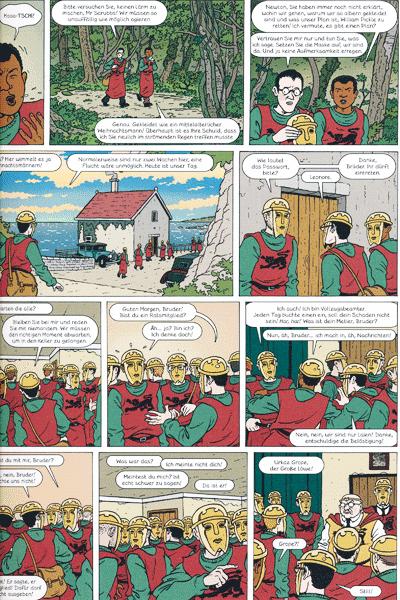 Leseprobe 1 von Die Abenteuer von JULIUS CHANCER, Band 3 - Die Regenbogenorchidee III - Die vergessene Welt