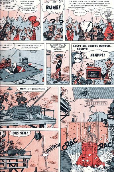 Leseprobe 2 von HARRY UND PLATTE Gesamtausgabe   Chronologisch, Band 3 - 1960 - 1961