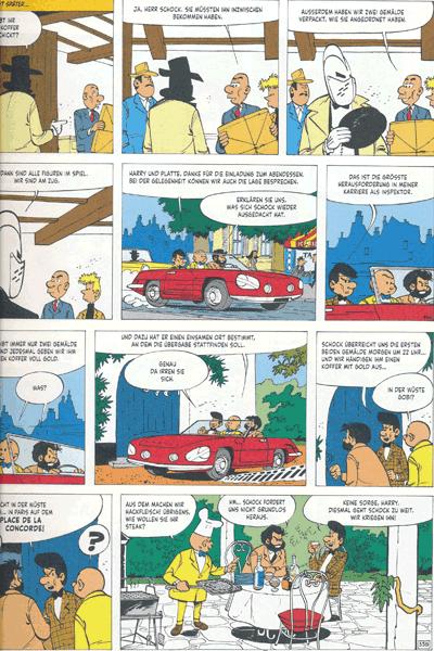 Leseprobe 1 von HARRY UND PLATTE Gesamtausgabe | Chronologisch, Band 4 - 1964 - 1965