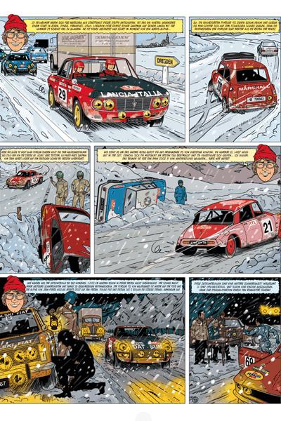 Leseprobe 1 von Die Abenteuer von Bob Neyret, Gentleman Driver, Einzelband - Die Girls von Onkel Bob