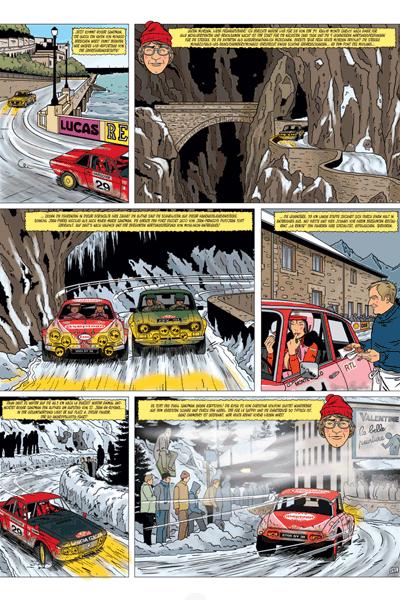 Leseprobe 2 von Die Abenteuer von Bob Neyret, Gentleman Driver, Einzelband - Die Girls von Onkel Bob