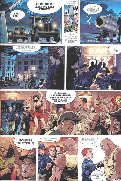 Leseprobe 2 von Die neuen Abenteuer von Buck Danny, Band 2 - Duell auf der MiG-Alley