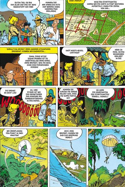 Dritte Leseprobe von 421 Gesamtausgabe | 1980 - 1983, Band 1 -