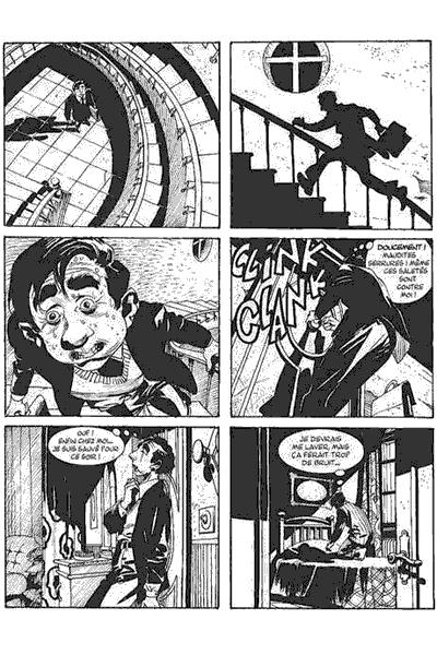 Dylan Dog, Band 2 - Schrecken aus dem All
