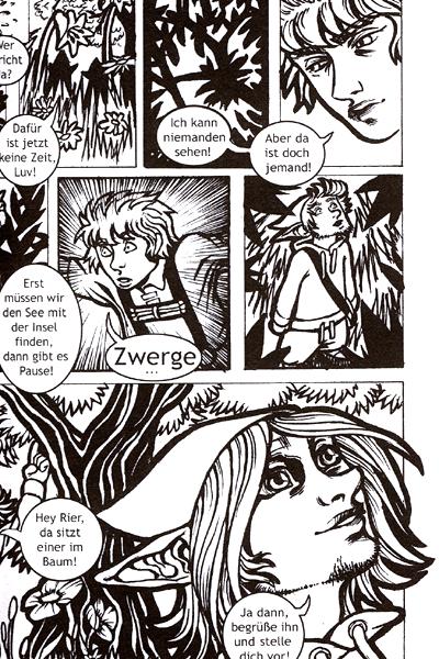 Leseprobe von Turm Manga Spezial 1, Band 1 - Es war keinmal