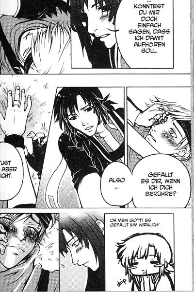 Leseprobe von Turm Manga Spezial 5, Band 5 - Hungry Hearts 2
