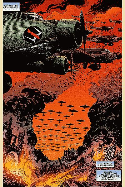 Leseprobe von War Story, Band 7 - Condors