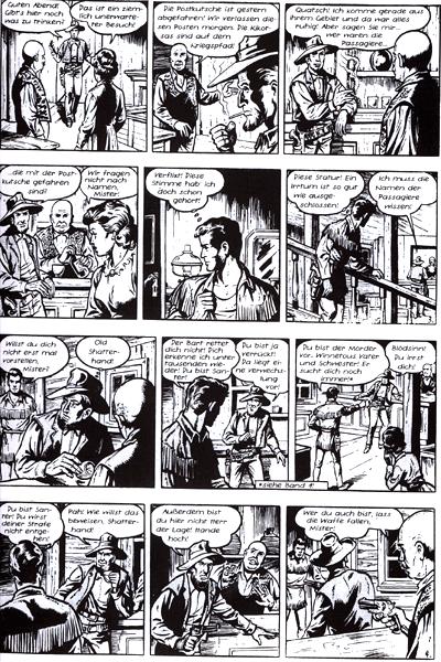 Leseprobe von Karl May, Band 9 - Der Gesetzlose