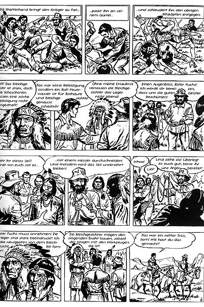 Leseprobe von Karl May, Band 15 - Der singende Draht