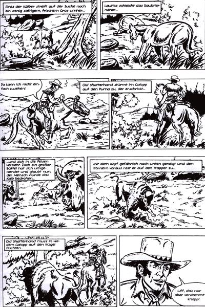 Leseprobe von Karl May, Band 81 - Die Spur der grossen Herde