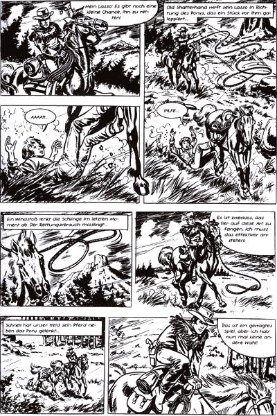 Leseprobe von Karl May, Band 83 - Das Geheimnis der Long-Horn-Ranch