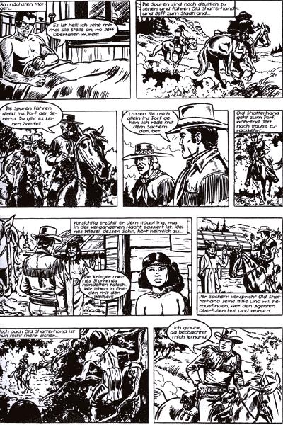 Leseprobe von Karl May, Band 84 - Die Gemeinschaft der Masken