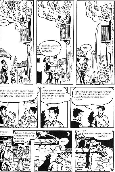 Leseprobe von Frank Sels Archiv, Band 7 - Der Torero von Toledo