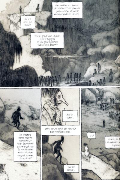 Leseprobe 3 von Humboldts letzte Reise, Einzelband -